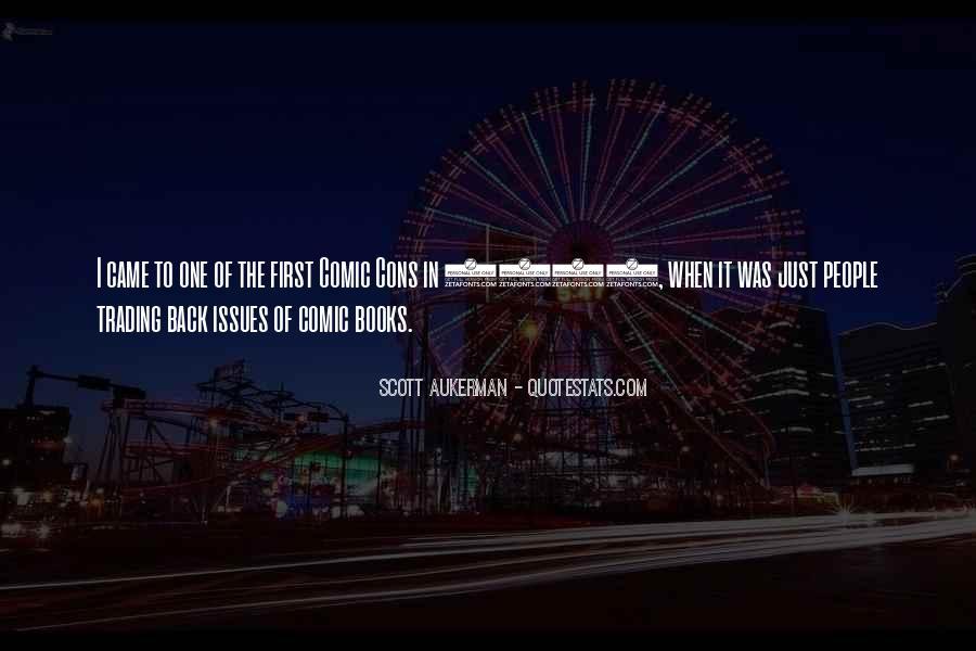 Scott Aukerman Quotes #178256