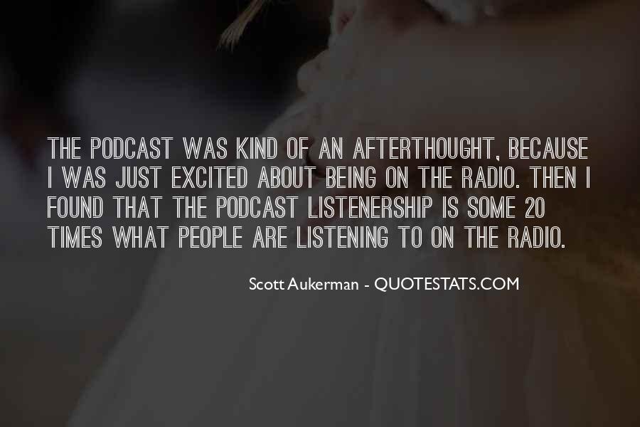 Scott Aukerman Quotes #1830910