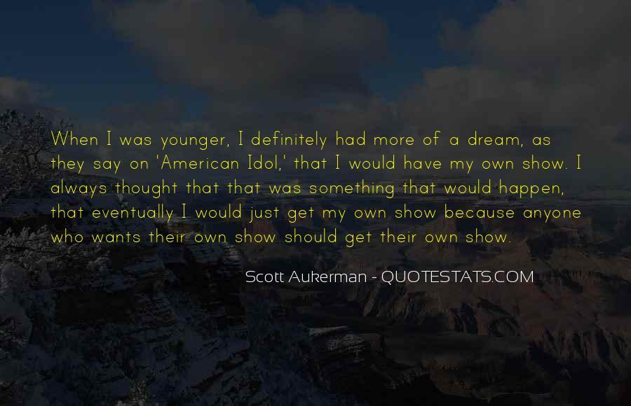 Scott Aukerman Quotes #327913