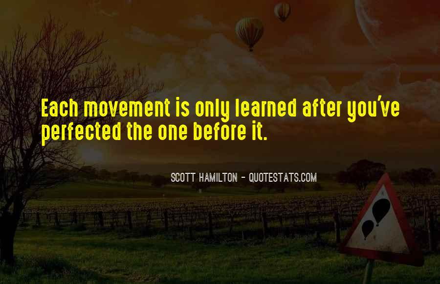 Scott Hamilton Quotes #102318