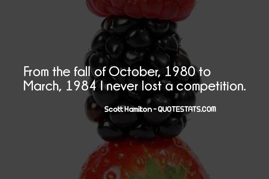 Scott Hamilton Quotes #1446407