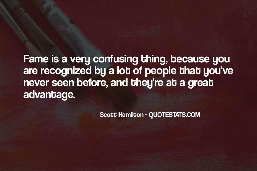 Scott Hamilton Quotes #164271