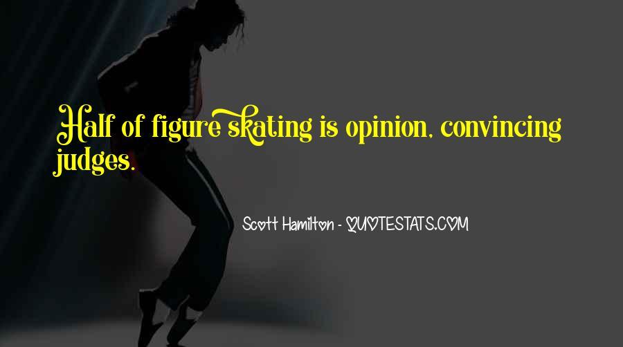 Scott Hamilton Quotes #1800820