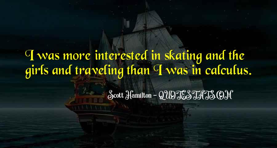 Scott Hamilton Quotes #281802