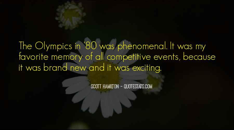 Scott Hamilton Quotes #653822