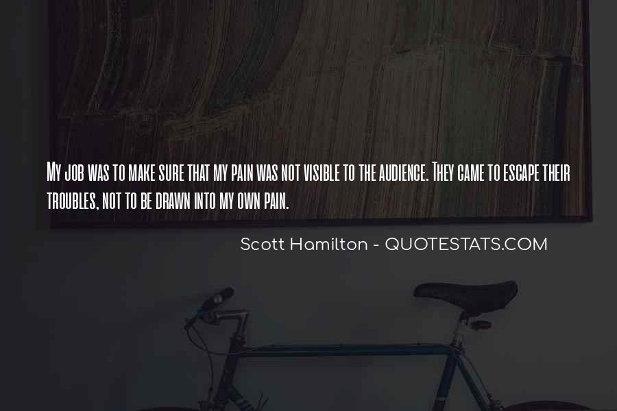 Scott Hamilton Quotes #663609