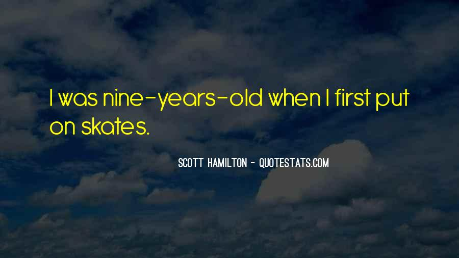 Scott Hamilton Quotes #787478