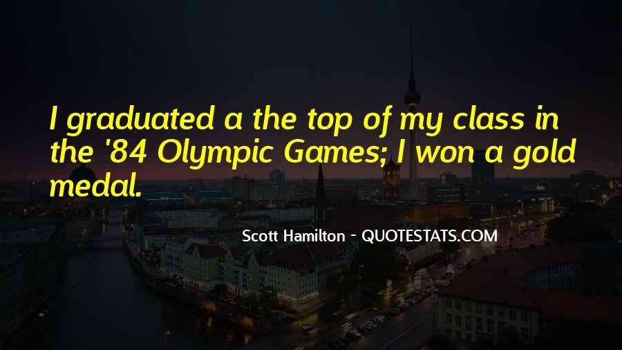 Scott Hamilton Quotes #922376