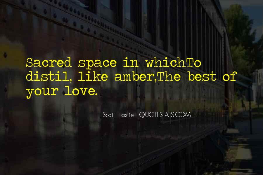 Scott Hastie Quotes #1233497