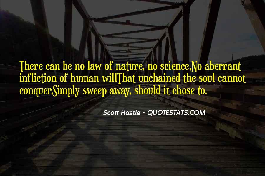 Scott Hastie Quotes #951777