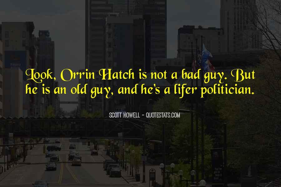 Scott Howell Quotes #1659013