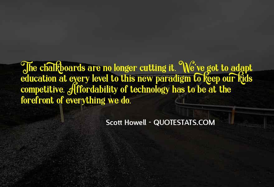 Scott Howell Quotes #50891