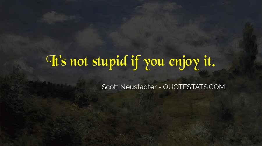 Scott Neustadter Quotes #1368376