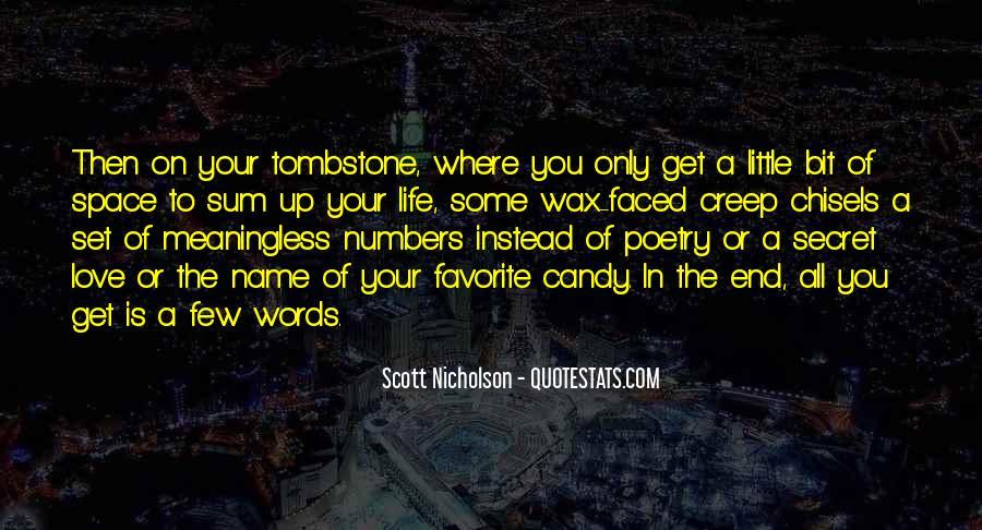 Scott Nicholson Quotes #1181285