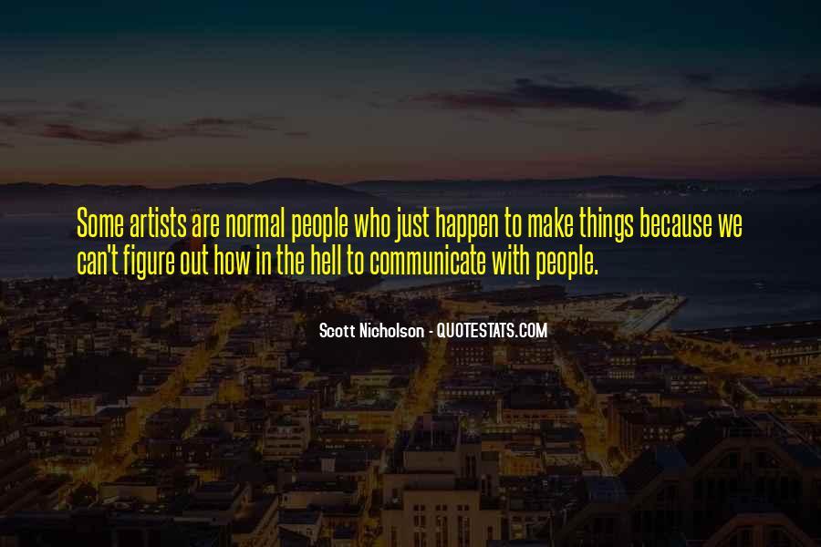 Scott Nicholson Quotes #1658631