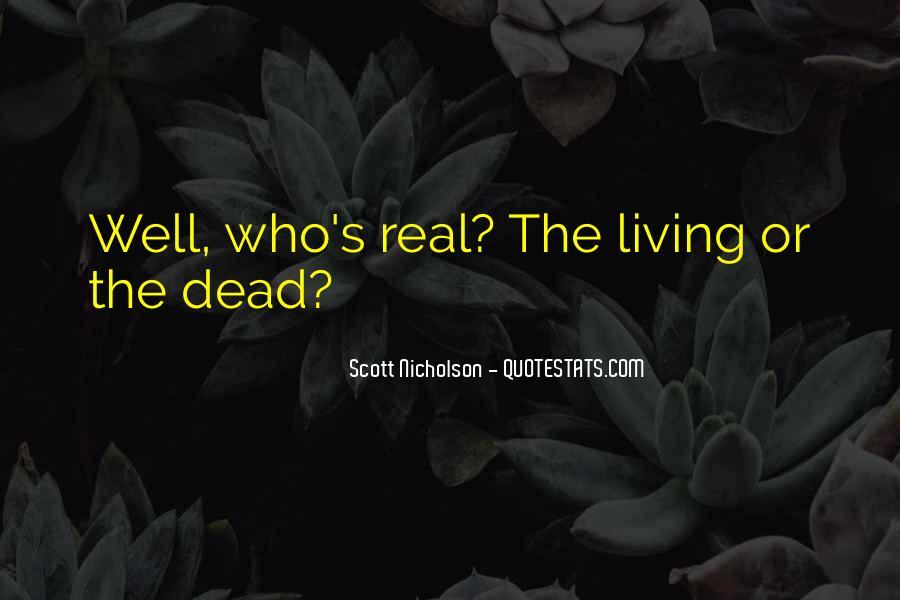 Scott Nicholson Quotes #52455