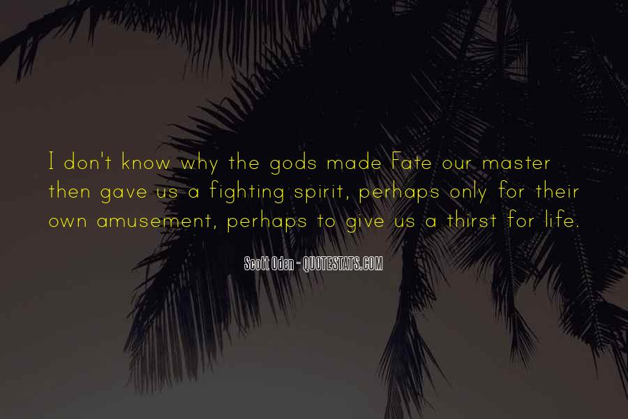 Scott Oden Quotes #1790439