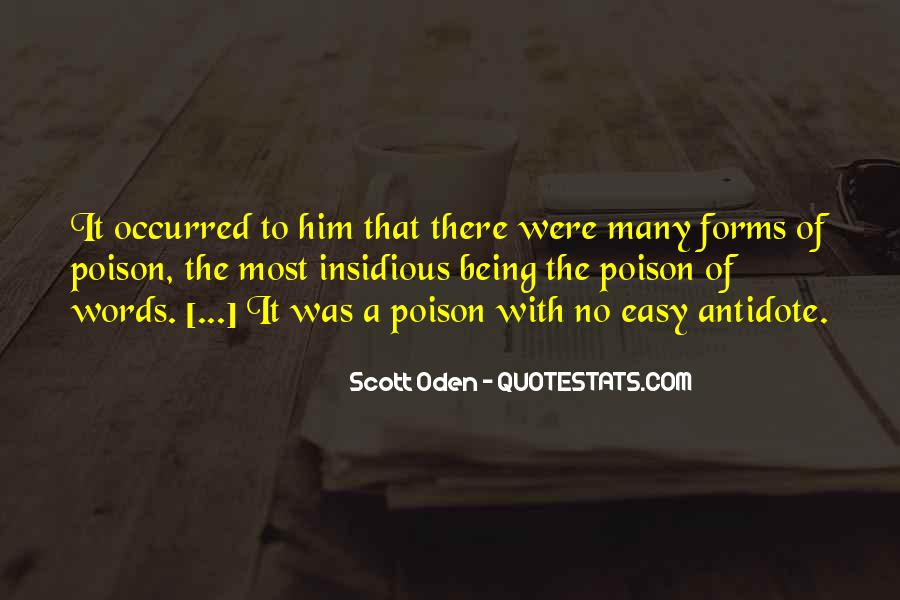 Scott Oden Quotes #265685
