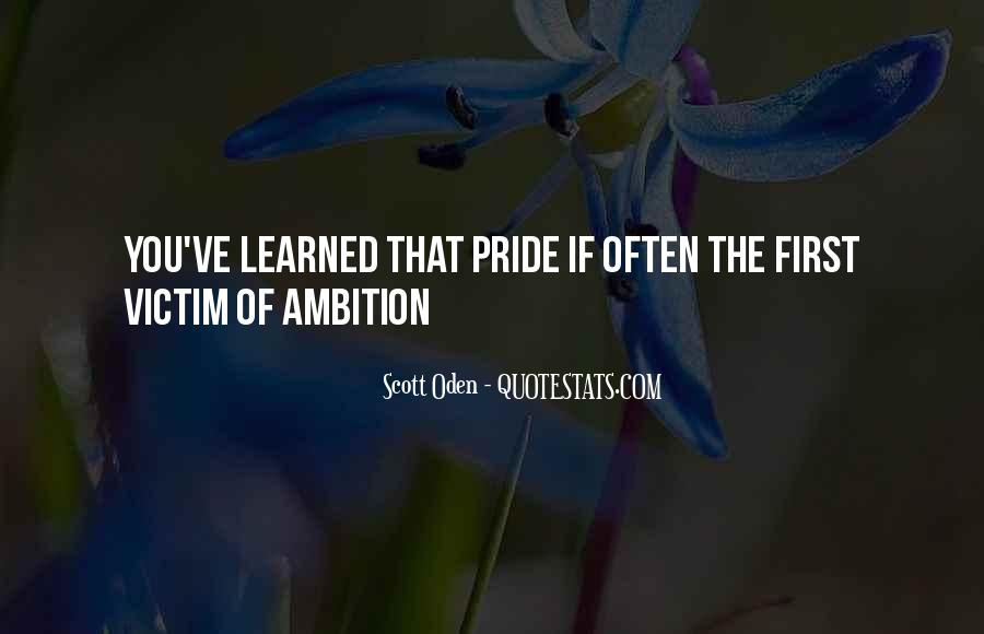 Scott Oden Quotes #808762