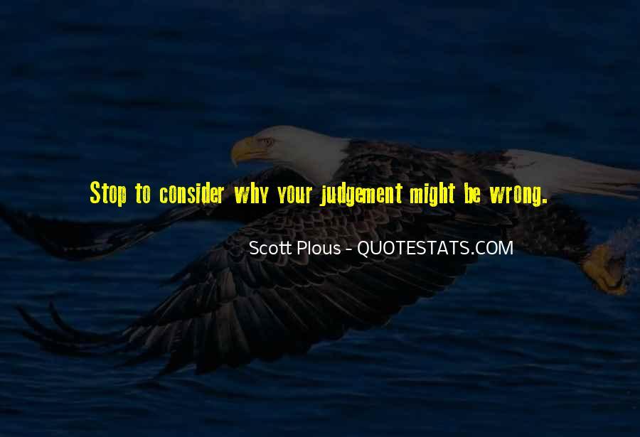 Scott Plous Quotes #897510