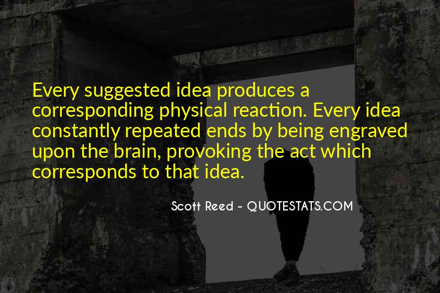 Scott Reed Quotes #1314391