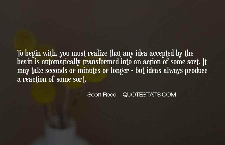 Scott Reed Quotes #297408