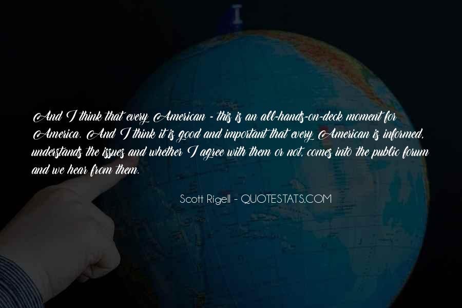 Scott Rigell Quotes #1434743