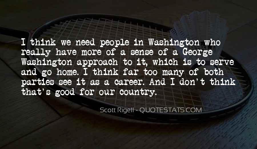 Scott Rigell Quotes #151641