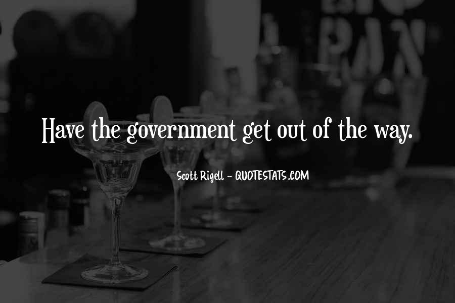 Scott Rigell Quotes #265335