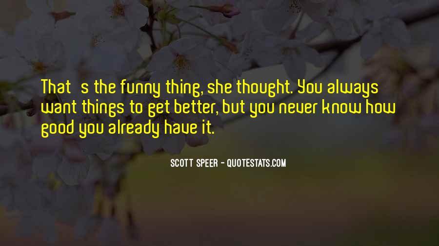 Scott Speer Quotes #1519975