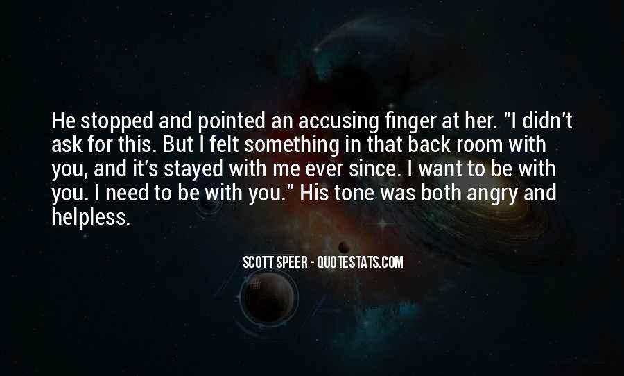 Scott Speer Quotes #1769940