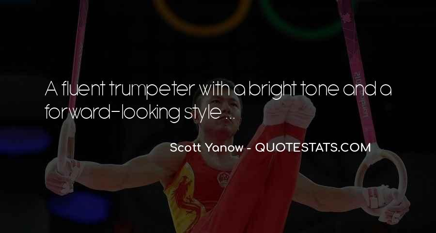 Scott Yanow Quotes #1544192