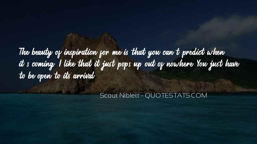 Scout Niblett Quotes #1663567