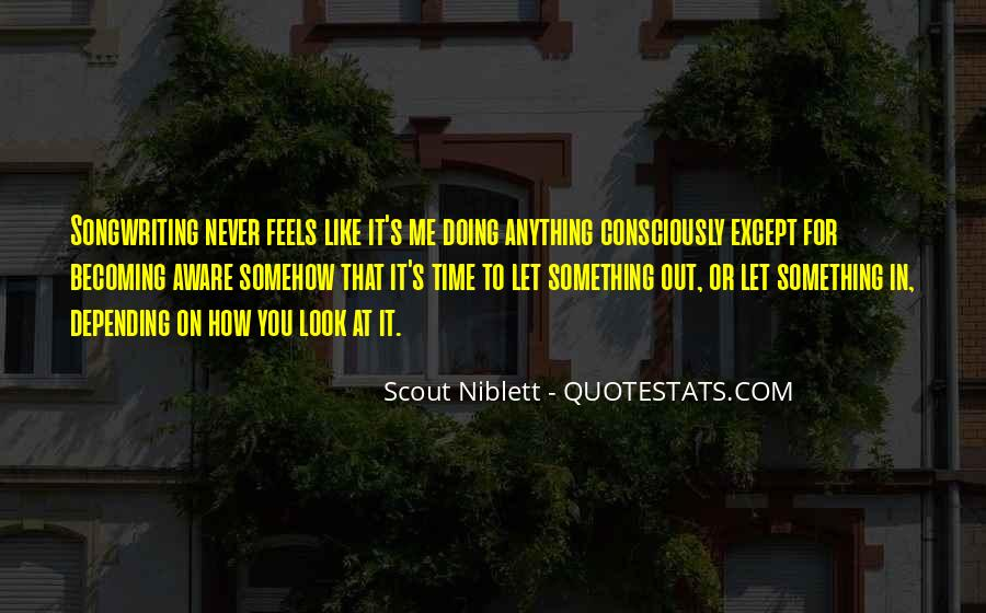 Scout Niblett Quotes #193674