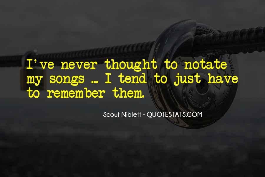Scout Niblett Quotes #206554