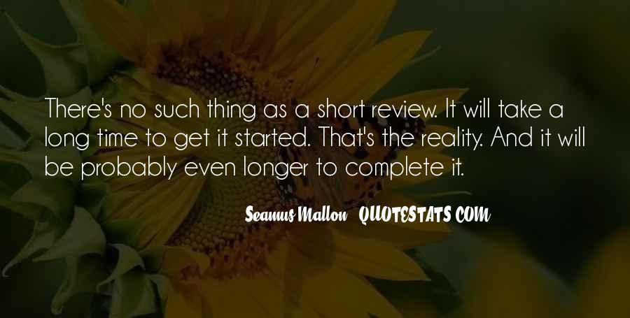Seamus Mallon Quotes #1060429