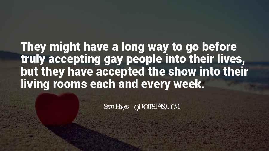 Sean Hayes Quotes #602531