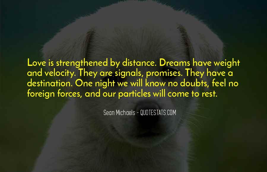 Sean Michaels Quotes #965666