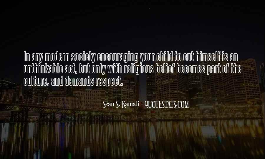 Sean S. Kamali Quotes #1261394