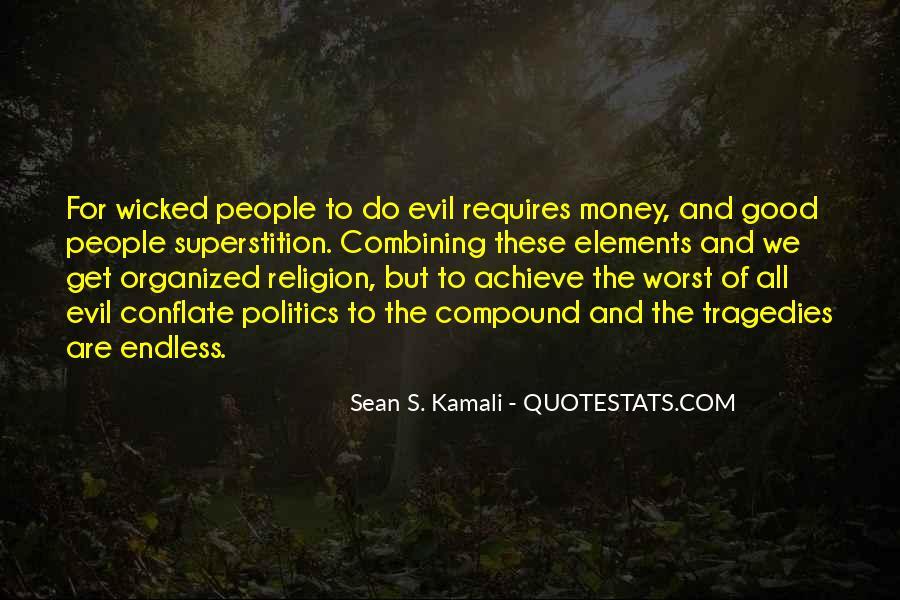 Sean S. Kamali Quotes #920543