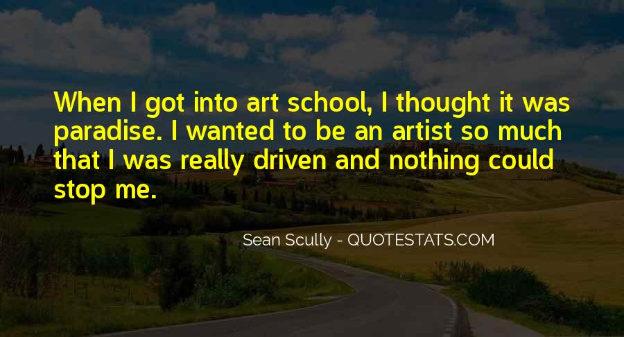 Sean Scully Quotes #1429990