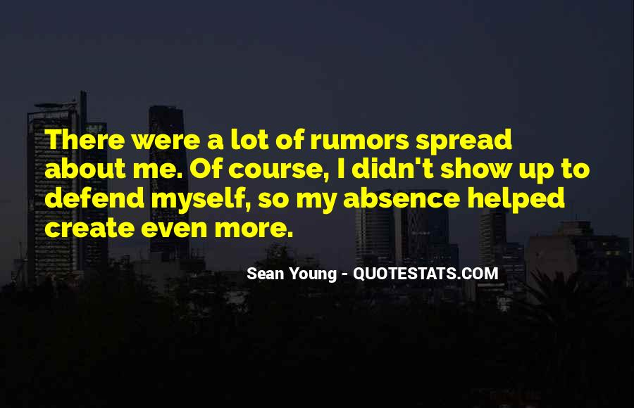 Sean Young Quotes #1046445