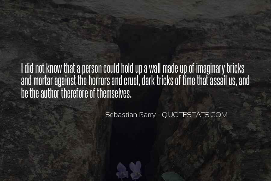 Sebastian Barry Quotes #1041091
