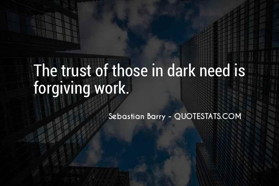 Sebastian Barry Quotes #1662969