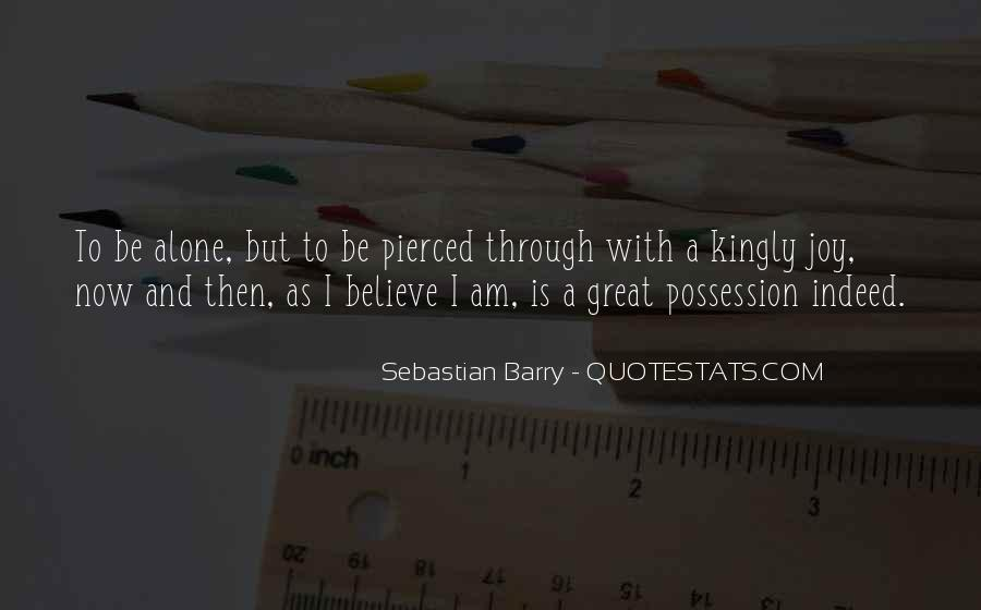 Sebastian Barry Quotes #217535