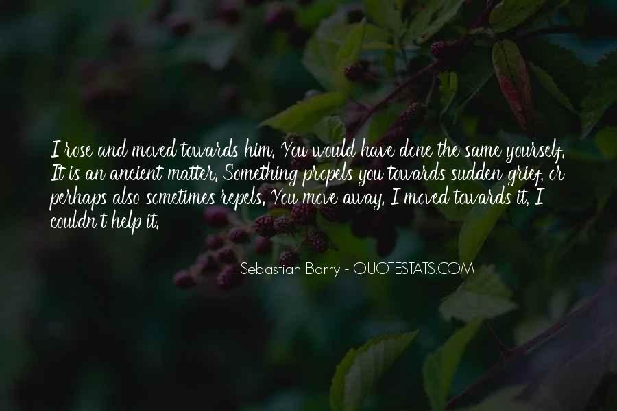 Sebastian Barry Quotes #340041