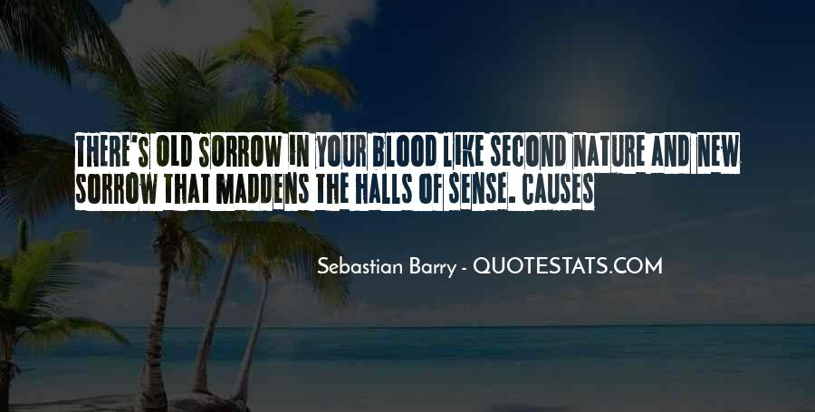 Sebastian Barry Quotes #358321