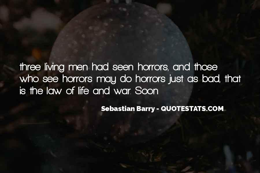 Sebastian Barry Quotes #666147