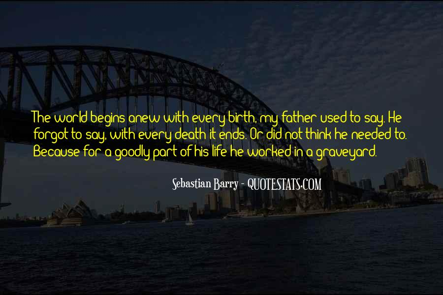 Sebastian Barry Quotes #904368