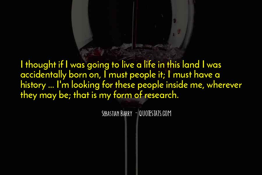 Sebastian Barry Quotes #963690